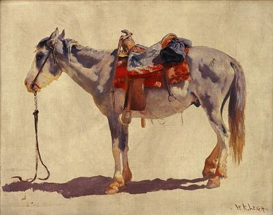 William Robinson Leigh, 'Navajo Pony (Study No. 2)', circa 1915-1933