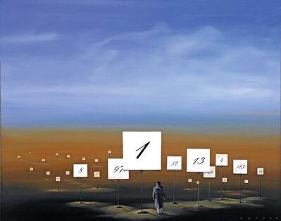Robert Deyber, 'Back to Square One', 2007