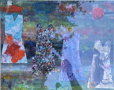 Sabiyha Prince, 'Lineage/Four Women', 2017
