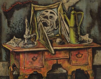 Karl Zerbe, 'Television', 1946