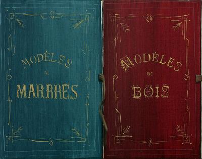 Gloria Martín Montaño, 'Modèles de Marbres et Modèles de Bois', 2019