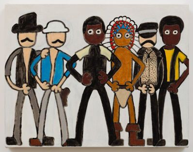 Jay Stuckey, 'Village People', 2020