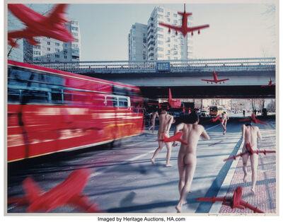 Chi Peng, 'Sprinting Forward', 2004