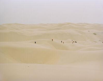 Kang Jeauk, 'Gobi Desert (Xiangshawan), Inner Mongolia, China', 2011