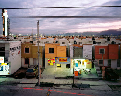 Alejandro Cartagena, 'Business in Newly Built Suburb in Juarez', 2009