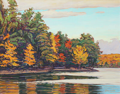 William Duma, 'Cottage Country #15.17'