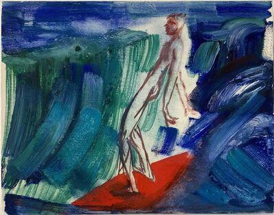 Rainer Fetting, 'L.A. Surfer Boy', 2004