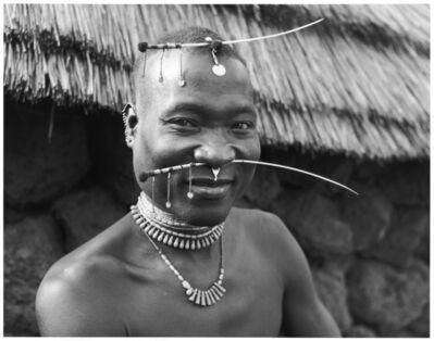 Hector Acebes, 'Bassari Man, Guinea', 1953