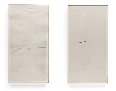Mira Schendel, 'Untitled [Monotype series]', 1970's