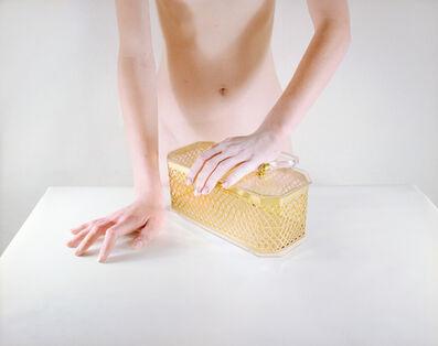 Jo Ann Callis, 'Woman with Gold Purse', 1979