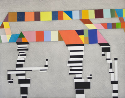 Thomas Nozkowski, 'Untitled #2', 2012
