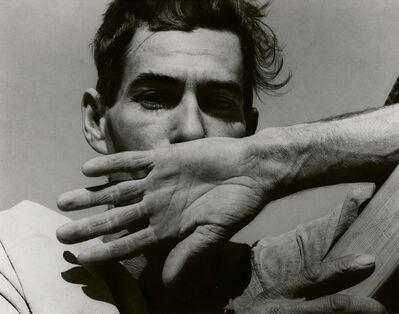 Dorothea Lange, 'Migratory Cotton Picker, Eloy, AZ', 1940