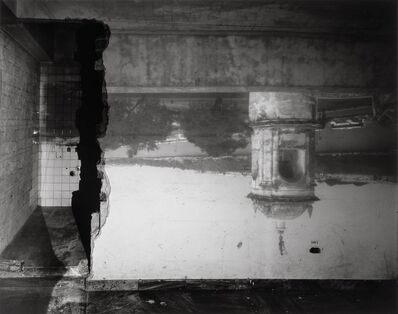 Abelardo Morell, 'Camera Obscura Image of La Giraldilla de la Habana in Room with Broken Wall', 2002