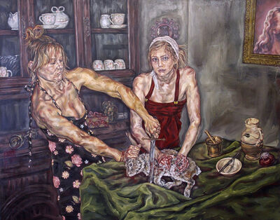 Tammy Salzl, 'Rite of Passage', 2009