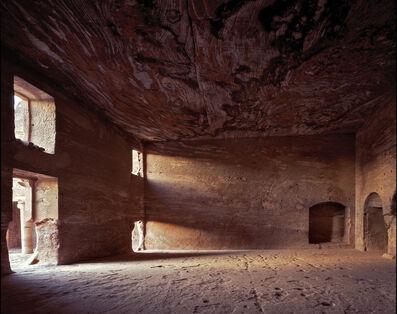 Robert Polidori, 'Interior of Urn tomb, el-Hubta necropolis area (Petra)', 1996