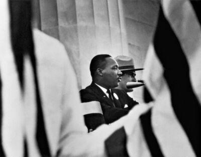 Gordon Parks, 'Martin Luther King, Jr., Washington, D.C.', 1963