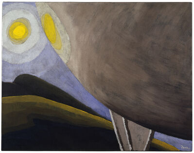 Arthur Garfield Dove, 'Silver Ball No. 2', 1930