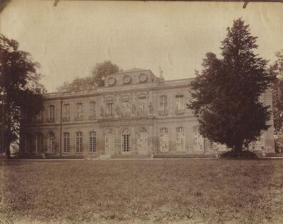 Eugène Atget, 'Chateau', ca. 1910