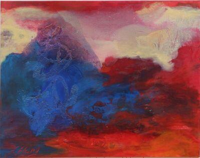 Shan Shan Sheng, 'Calligraphy in Landscape', 2005