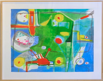 Gustavo Ramos Rivera, 'Libelula', 2002