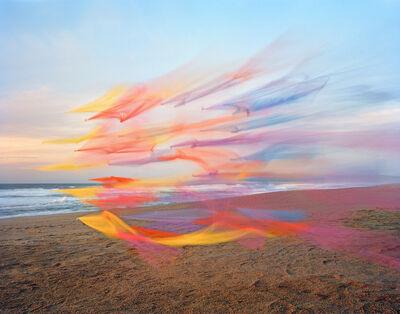 Thomas Jackson, 'Tulle no. 24, Point Reyes National Seashore, CA', 2020
