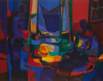 Marcel Mouly, 'La Feentre en Grete', 1976