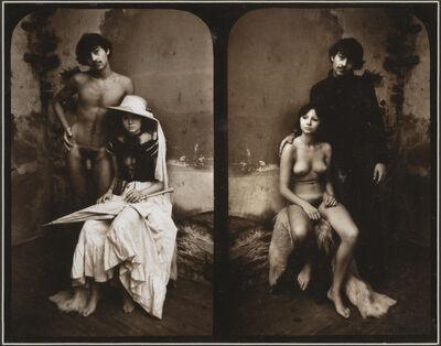 Jan Saudek, 'Untitled'