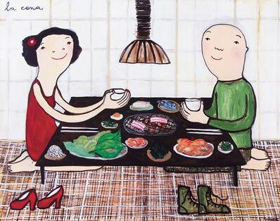 Eva Armisen, 'La cena ( The Dinner)', 2010s