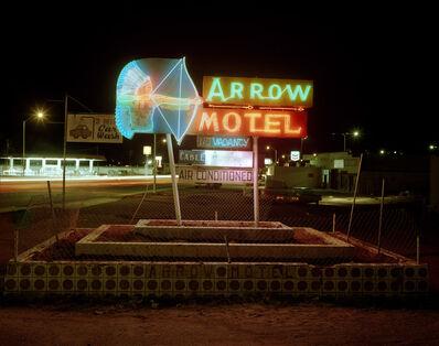 Steve Fitch, 'Arrow Motel, Highway 84, Espanola NM', 1982