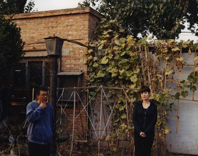 Tina Barney, 'Liu Xiaodong and Yu Hong', 2006