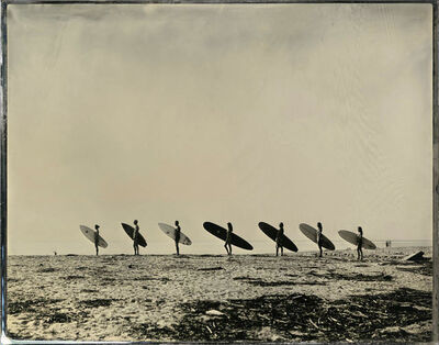 Joni Sternbach, '15.01.27 #6 The Future', 2015