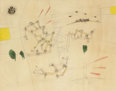 Roberto Matta, 'Untitled', ca. 1940