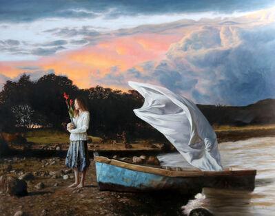 Ricardo Fernández Ortega, 'Terranova', 2017