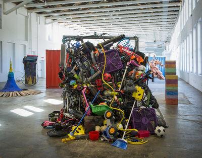 Liz Glynn, 'Avalanche of Consumer Goods', 2017