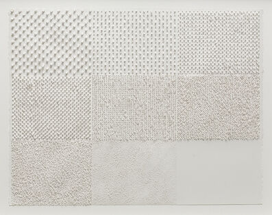 Lars Christensen, 'White Structure / Manual #1', 2014