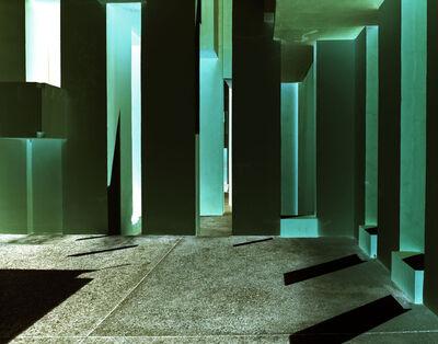 Ola Kolehmainen, 'Geometric Light 2', 2012