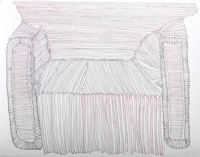 Jaime Bull, 'Loveseat', 2011