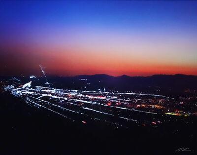 Pete Kasprzak, 'Burbank Hills Sunset', 2020