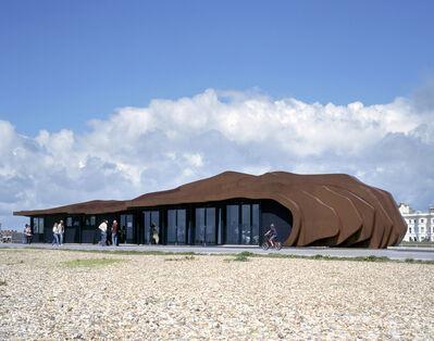 Thomas Heatherwick, 'East Beach Café, Littlehampton, UK', 2005-2007