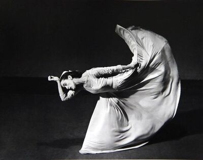 "Barbara Morgan, 'Martha Graham, ""Letter to the World"" (Kick)', 1940"