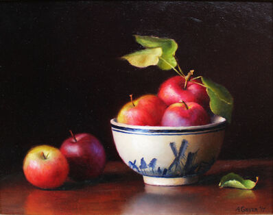 Alberta Geyer, 'Juicy Apples', ca. 2018