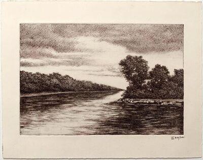 Luis Colan, 'River Scene', 2021