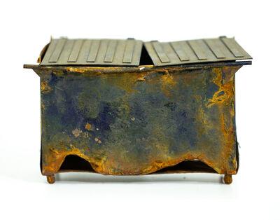 Drew Leshko, 'Blue Dumpster', 2019
