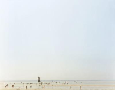 Joel Meyerowitz, 'Cold Storage Beach, Truro', 1976