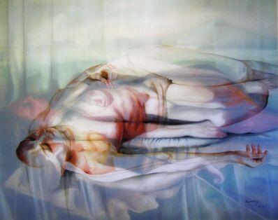Sandra del Pilar, 'History on skin: The dream of the huntress', 2019
