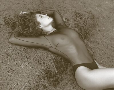 Herb Ritts, 'Cindy Crawford 2, Hawaii', 1988
