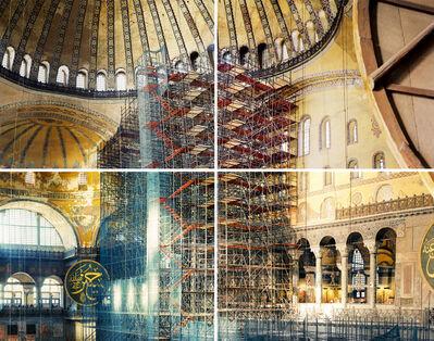Ola Kolehmainen, 'Hagia Sophia year 537 V', 2014