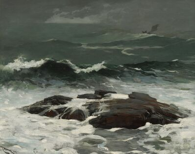 Winslow Homer, 'Summer Squall', 1904