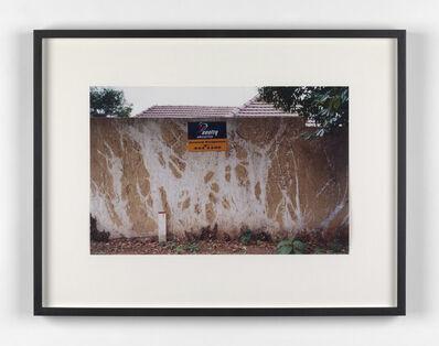 Kendell Geers, 'Suburbia 6', 1999