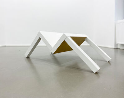Jill Baroff, 'LACK Table #3 (on floor)', 2019/2020